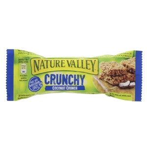 Natures Valley Coconut Crunchy Bar  42 Gm x 6