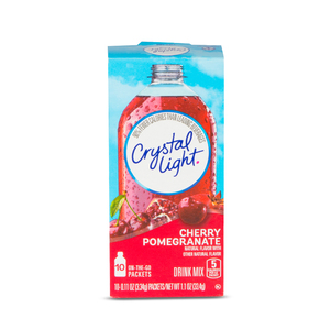 Crystal Light Cherry Pomegranate Drink Mix 33.4g