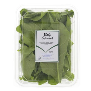 Baby Spinach Leaves UAE 1pkt