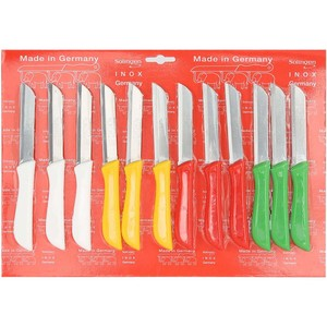 Solingen Paring Knife Set 12pcs 133503