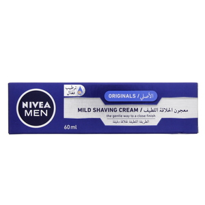 Nivea Men Originals Mild Shaving Cream 60ml