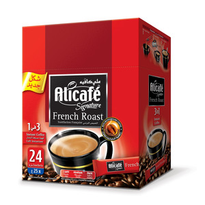 Alicafe Signature 3 In 1 French Roast 25g