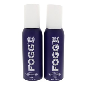 Fogg Fragrance Body Spray For Men Royal 120ml x 2pcs