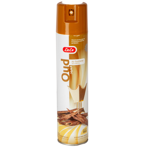 Lulu Air Freshener Oud 300ml