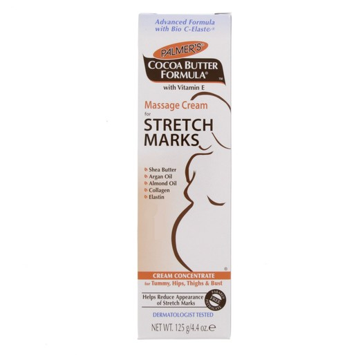 Buy Palmer S Massage Cream For Stretch Marks Cocoa Butter 125ml