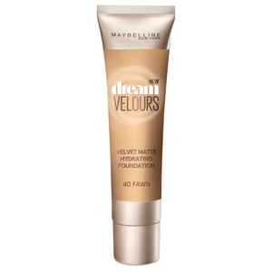 Maybelline New York Dream Velvet Foundation Fawn 40 1pc