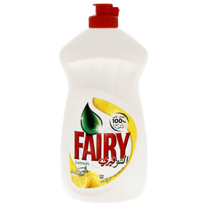 Fairy Lemon Dishwashing Liquid 500ml