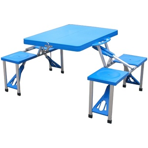 Relax Picnic Foldable Table With Chair YF19A