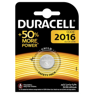 Duracell Multi Battery 2016 1pc