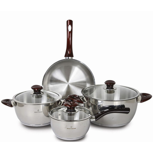 Sofram Stainless Steel Cookware Set 7pcs