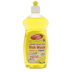 Home Mate Dishwashing Liquid Lemon 500ml