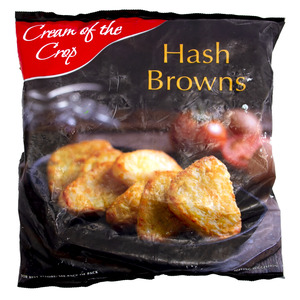 Cream Of The Crop Hash Browns 680g