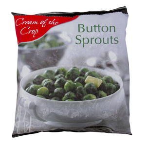 Cream Of The Crop Button Sprouts 907g