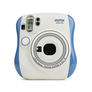 Fujifilm Instax Camera mini 25 Blue