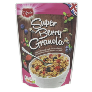Grain Super Berry Granola 450g