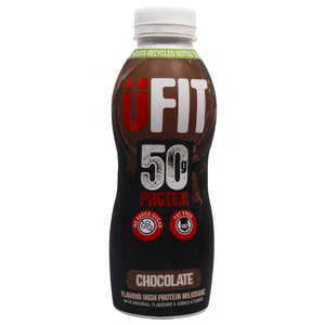 UFIT Chocolatey Protein Milkshake 500ml