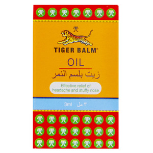 Tiger Balm Oil 3ml