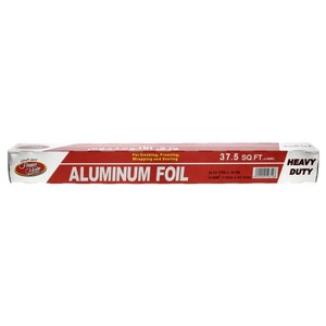 Home Mate Aluminum Foil Size 7.62m x 45.7cm 37.5sq.ft 1pc