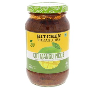 Kitchen Treasures Cut Mango Pickle 400g