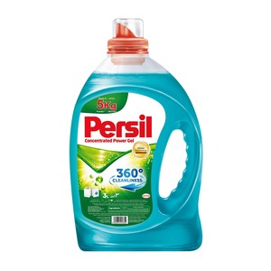 Persil Concentrated Power Gel Liquid Detergent Front Load 3Litre