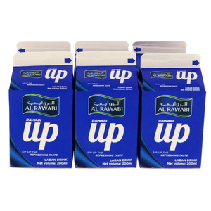 Al Rawabi Up Laban Drink 200ml