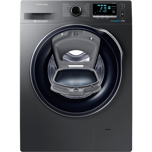 Samsung Front Load Washing Machine WW90K6410QX/GU 9Kg
