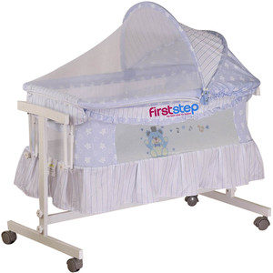 First Step Baby Steel Bed G70