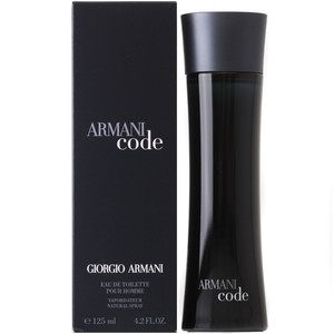 Giorgio Armani Code Eau De Toilette for Men 125ml