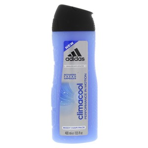 Adidas Climacool 3in1 Shower Gel For Men 400ml