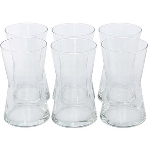 Art & Craft Derin Long Drink Glass 6pcs 350ml