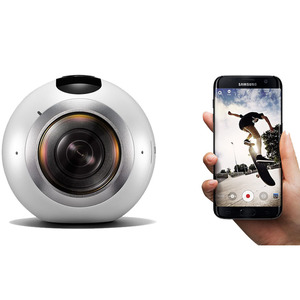 Samsung Gear 360 Camera SM200 White