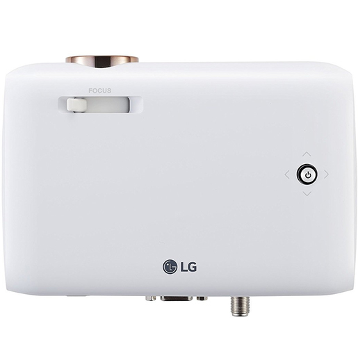 LG Minibeam LED Projector with Built-In Battery PH550
