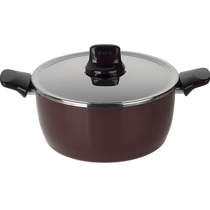 Tefal Pleasure Dutch Oven + Lid D5055252 26cm