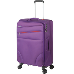 Wagon R 4 Wheel Soft Trolley 29inch Assorted Color