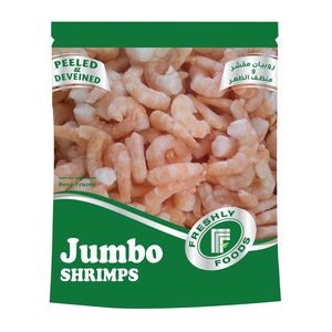 Freshly Frozen Foods Jumbo Shrimps Peeled & Deveined 2 x 800g