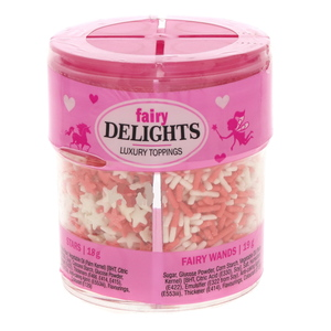 Cape Foods Fairy Delights Luxury Toppings 82g