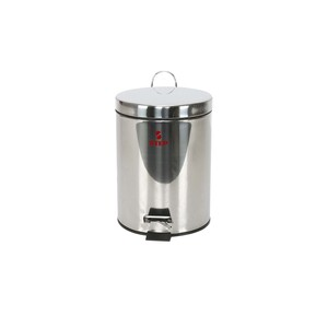 Step Stainless Steel Pedal Bin 903979C 12Ltr