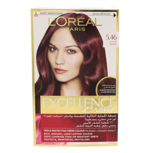 L'Oreal Excellence Creme 5.46 Grape Red 1Packet