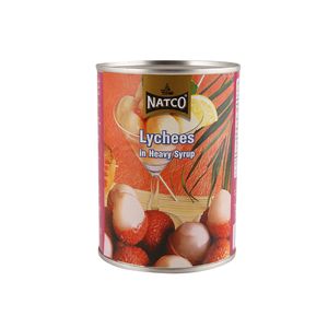 Natco Lychees In Heavy Syrup 570g