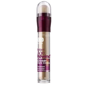 Maybelline Instant Age Rewind Eraser Dark Circles Concealer 130 Medium 1pc