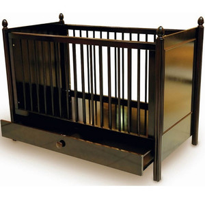 First Step Baby Wooden Cot WC1509