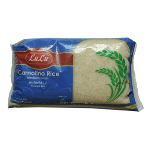 Lulu Camolino Rice Medium Grain 2kg