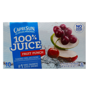 Capri Sun Juice Fruit Punch 1.77Litre