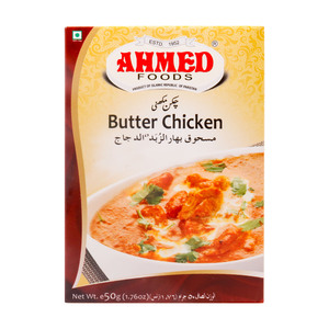 Ahmed Butter Chicken Masala 50g
