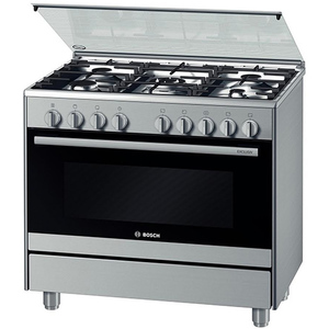 Bosch Cooking Range HSG736357M 90x60 5Burner