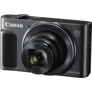 Canon Digital Camera SX620HS 20.2MP Black