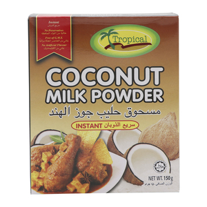 Tropical Instant Coconut Milk Powder 150g