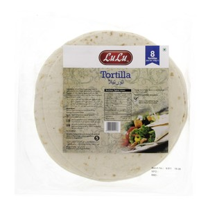 Lulu Tortilla 8pcs
