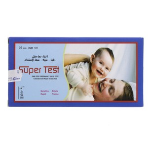 Super Test One step Pregnancy Test Kit