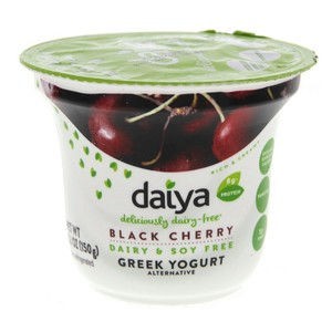 Daiya Black Cherry Greek Yogurt 150g